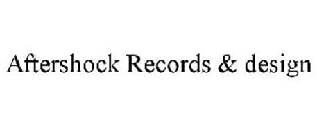 AFTERSHOCK RECORDS & DESIGN