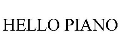 HELLO PIANO