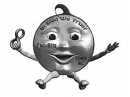 IN GOD WE TRUST TWO-BITS 1989 KC