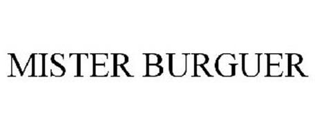 MISTER BURGUER