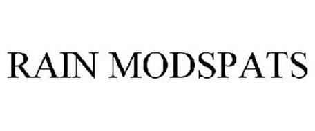 RAIN MODSPATS