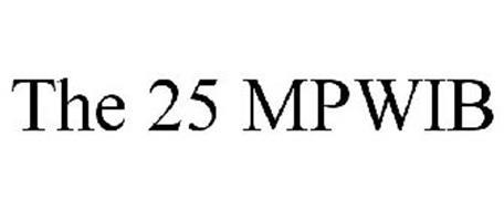 THE 25 MPWIB