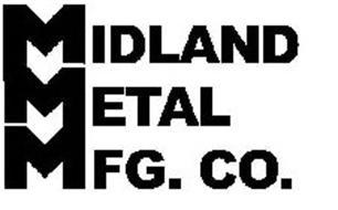 MIDLAND METAL MFG. CO.