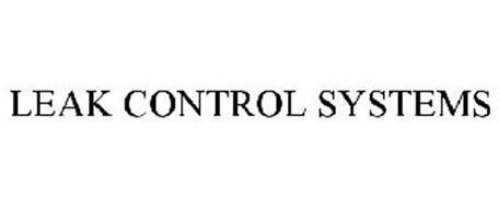 LEAK CONTROL SYSTEMS