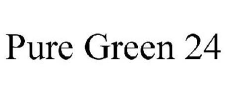 PURE GREEN 24