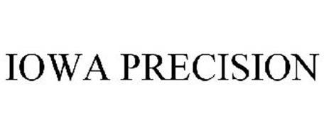 IOWA PRECISION