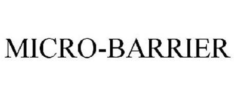 MICRO-BARRIER