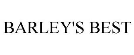 BARLEY'S BEST