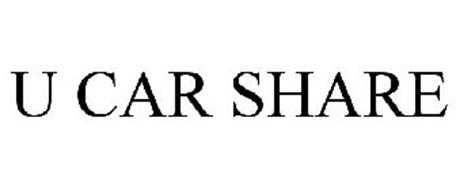 U CAR SHARE
