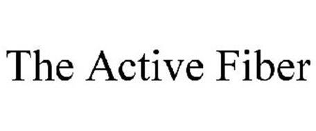 THE ACTIVE FIBER