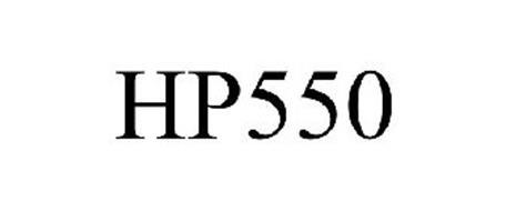 HP550