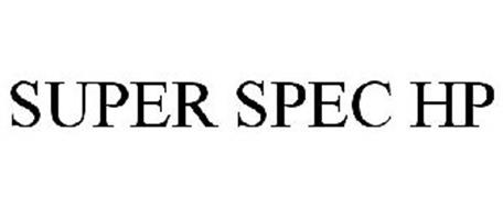 SUPER SPEC HP