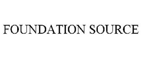FOUNDATION SOURCE