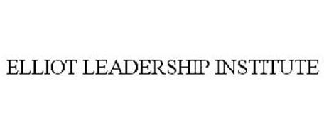 ELLIOT LEADERSHIP INSTITUTE