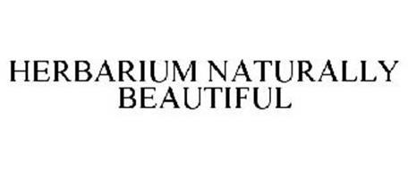 HERBARIUM NATURALLY BEAUTIFUL