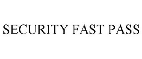 SECURITY FAST PASS
