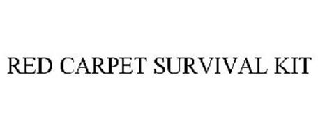 RED CARPET SURVIVAL KIT