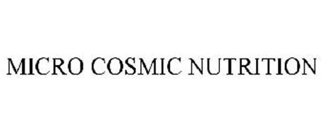MICRO COSMIC NUTRITION