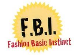 F.B.I. FASHION BASIC INSTINCT