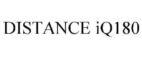 DISTANCE IQ180