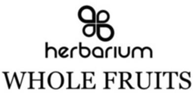HERBARIUM WHOLE FRUITS