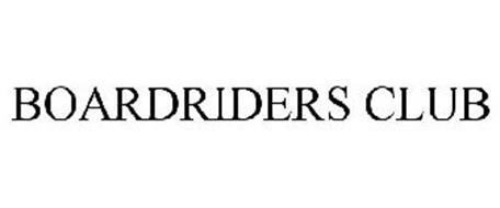 BOARDRIDERS CLUB
