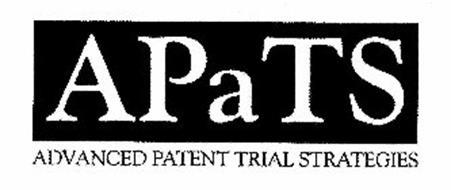 APATS ADVANCED PATENT TRIAL STRATEGIES
