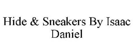 HIDE & SNEAKERS BY ISAAC DANIEL
