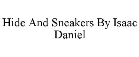 HIDE AND SNEAKERS BY ISAAC DANIEL