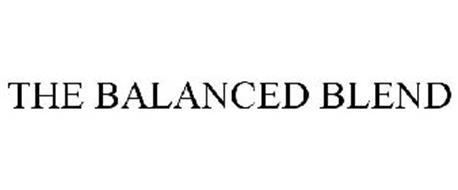 THE BALANCED BLEND