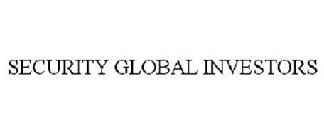 SECURITY GLOBAL INVESTORS