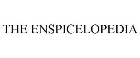 THE ENSPICELOPEDIA