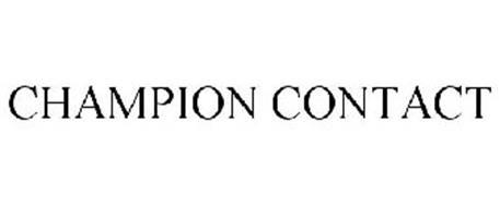 CHAMPION CONTACT
