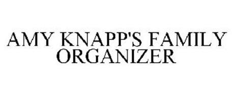AMY KNAPP'S FAMILY ORGANIZER