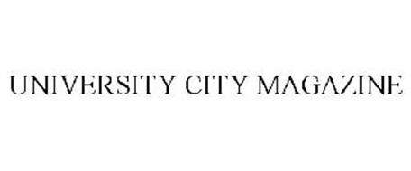 UNIVERSITY CITY MAGAZINE