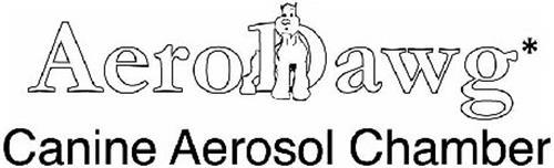 AERODAWG CANINE AEROSOL CHAMBER