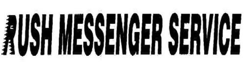 RUSH MESSENGER SERVICE