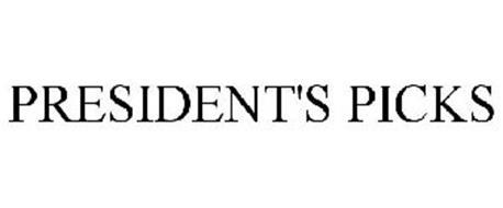 PRESIDENT'S PICKS