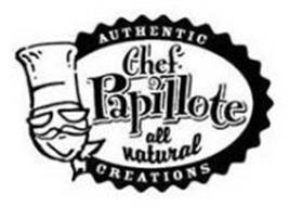 AUTHENTIC CHEF PAPILLOTE ALL NATURAL CREATIONS