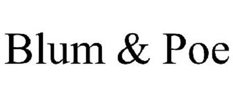 BLUM & POE