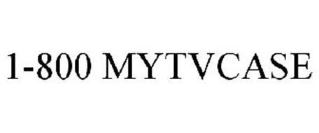 1-800 MYTVCASE