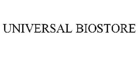 UNIVERSAL BIOSTORE
