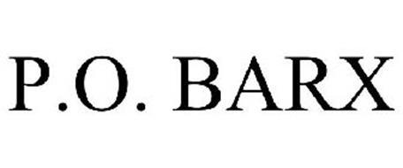 P.O. BARX