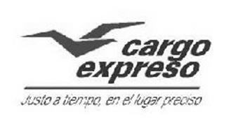 CARGO EXPRESO JUSTO A TIEMPO, EN EL LUGAR PRECISO