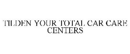 TILDEN YOUR TOTAL CAR CARE CENTERS