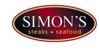 SIMON'S STEAKS · SEAFOOD