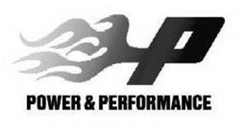 P POWER & PERFORMANCE