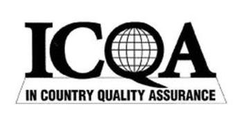 ICQA IN COUNTRY QUALITY ASSURANCE