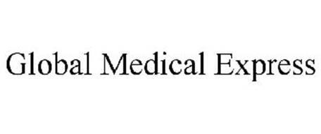 GLOBAL MEDICAL EXPRESS