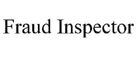 FRAUD INSPECTOR